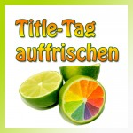 Optimierung Title-Tag