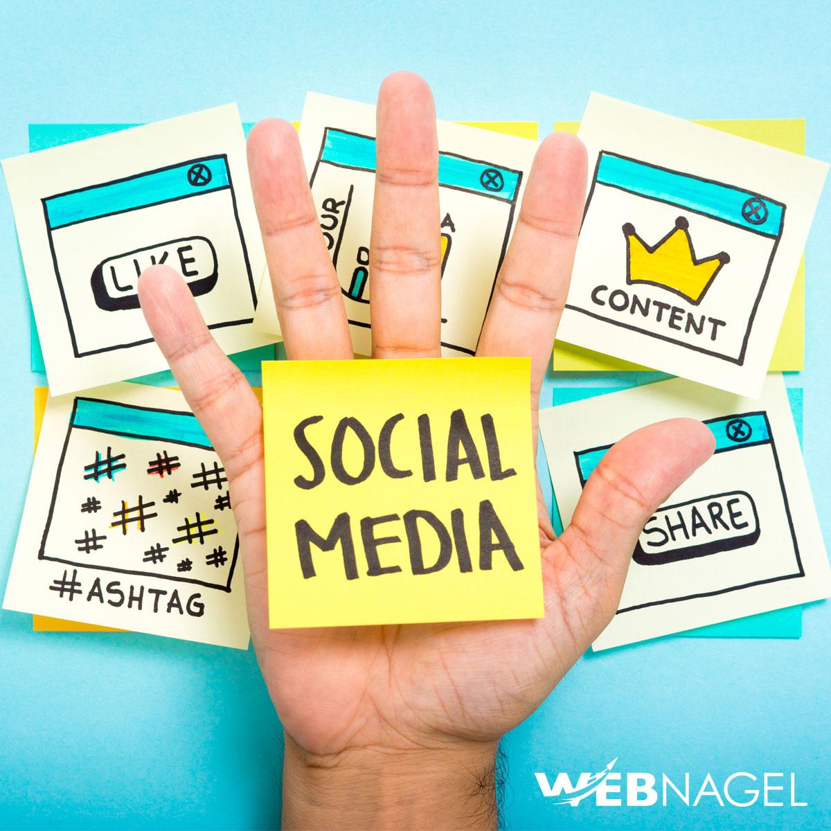 Social Media Optimierung